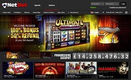 Netbet Casino £250 No Deposit Bonus