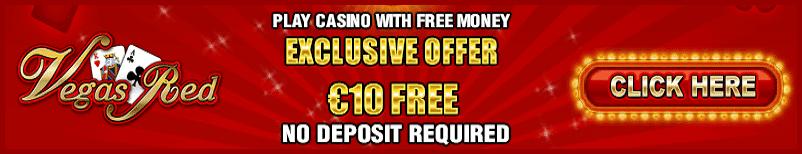 Vegas Red Free Bonus