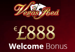 Vegas Red Welcome Bonus