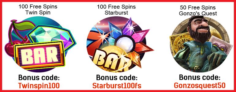 redbet casino bonus codes
