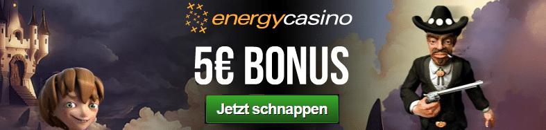 Energy Gratis 5 €