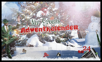 Mr Green Gratis Kalender