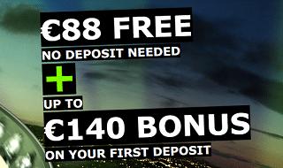 88 € Free Bonus