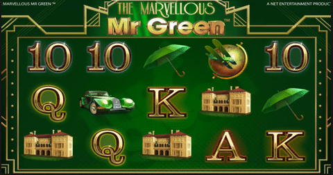 Mr Green gratis 100