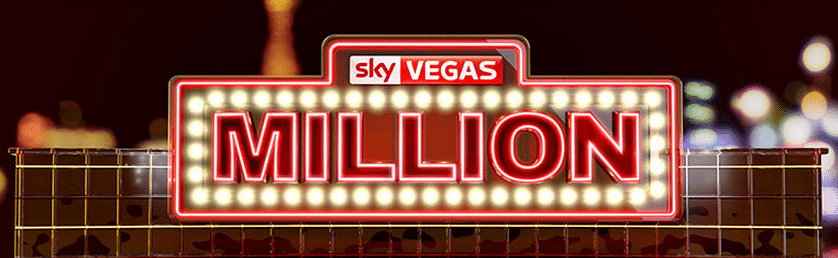 Sky Vegas Million Giveaway