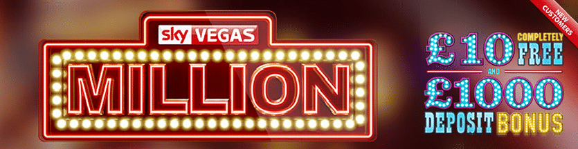 Sky Vegas No Deposit