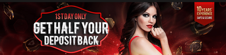 Netbet Cash Back Bonus