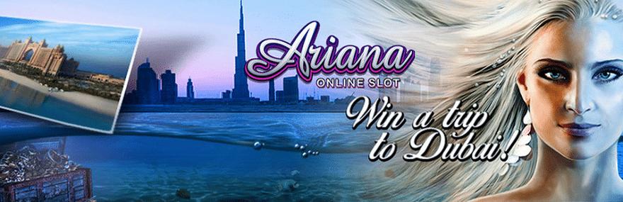Ariana Online Slot