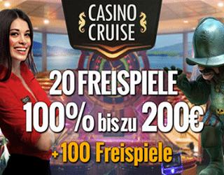 Casino Cruise 20 Freispiele
