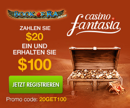Fantasia Bonus 100 $