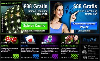 888 Online Casino
