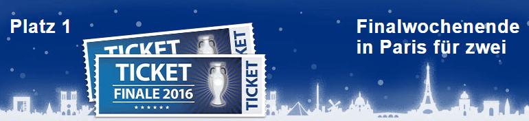 Mybet, EM Finale, Tickets