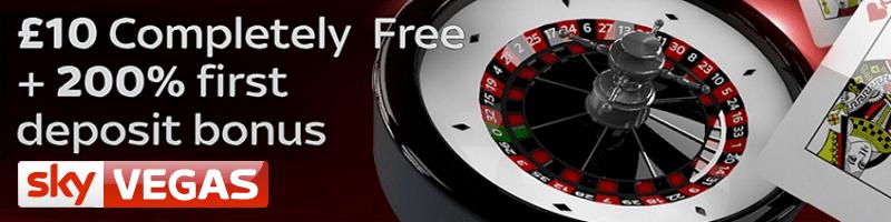 Sky Casino Free Bonus