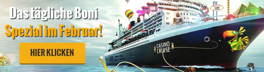 Casino Cruise Freispiele