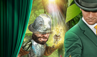 20 FREE SPINS FOR UK PLAYERS AT MR GREEN