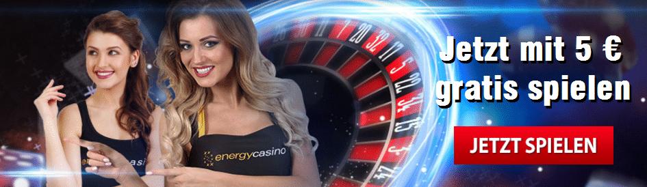 Gratis Bonus Energy Casino