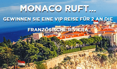 VIP Reise Mr Green