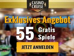 Casino Cruise Gratis 55 Freispiele Bonus