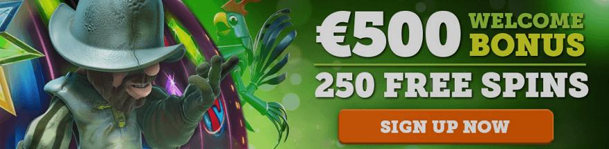 Casino Luck Bonus
