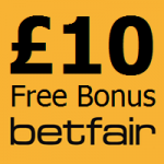 Betfair Casino UK Bonus