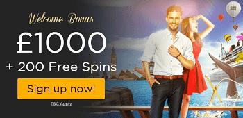 Casino Cruise Bonus Offer