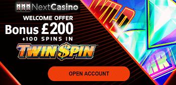Next UK Top Casino