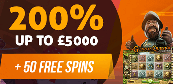 Casimba UK Bonus Offer