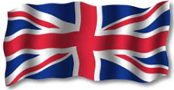 UK Casino Flag