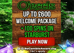 Oreels Casino UK