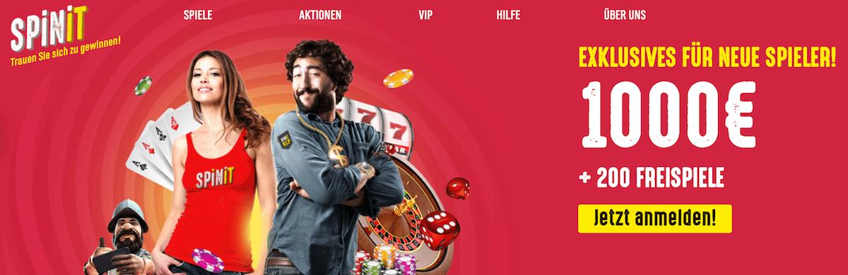 Zum Spinit Casino
