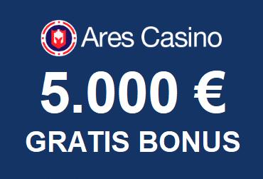 Ares Casino Start Bonus
