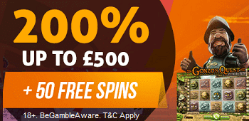 Casimba Casino UK Bonus Offer