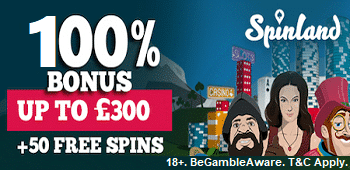 Spinland Casino Sign Up Bonus