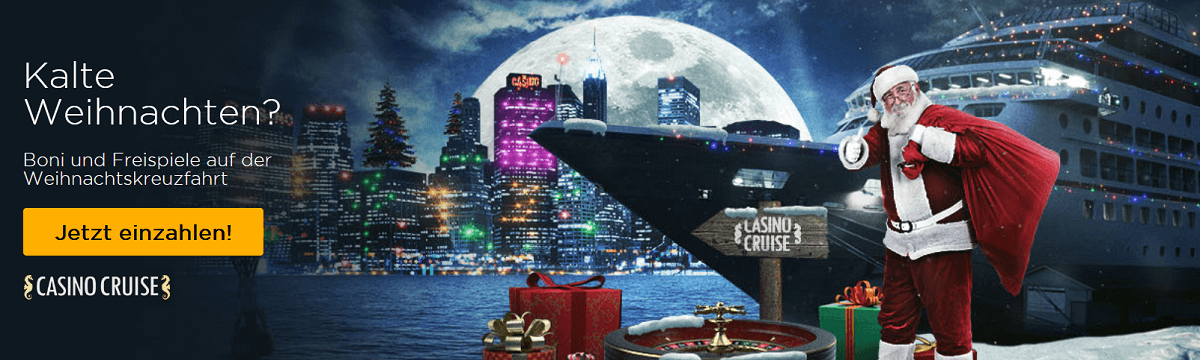 Casino Cruise Bonus Christmas