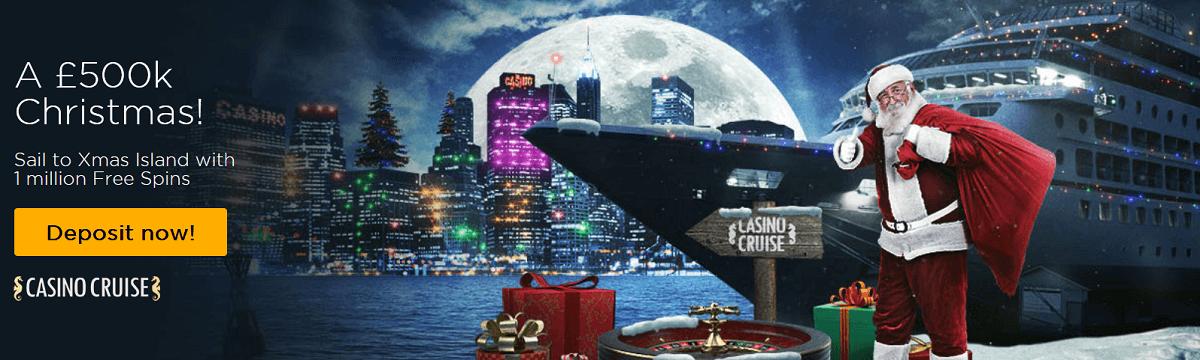 Casino Cruise Christmas