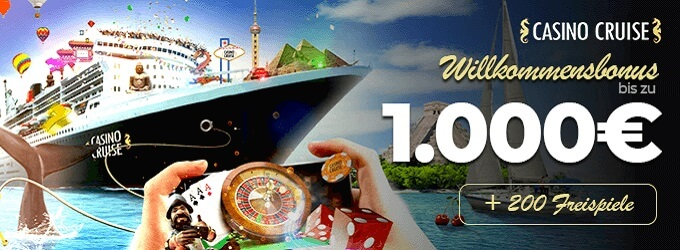 Casino Cruise Bonus Freispiele