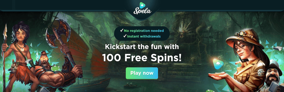 Spela Casino Free Spins