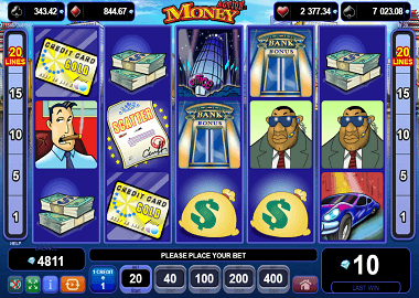 Action Money Online Slot