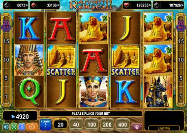 Almighty Ramses Online Slot