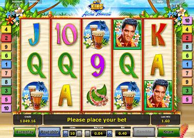 Aloha Hawaii Online Slot