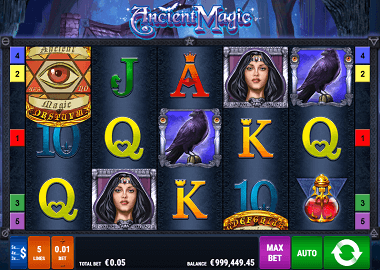 Ancient Magic Online Slot