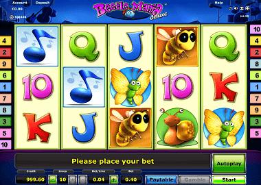 Beatle Mania Online Slot