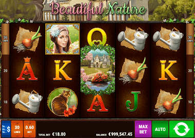 Beautiful Nature Online Slot