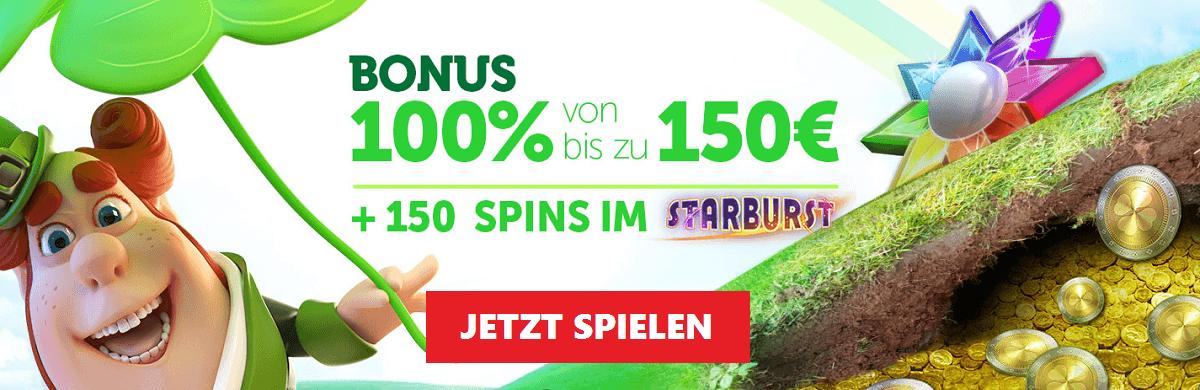 Casino Luck Willkommen Bonus