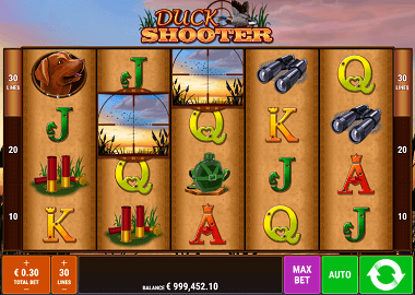 Duck Shooter Online Slot
