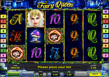 Fairy Queen Online Slot