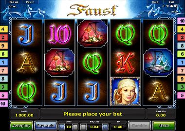 Faust Online Slot
