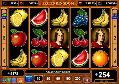 Fruits Kingdom Online Slot