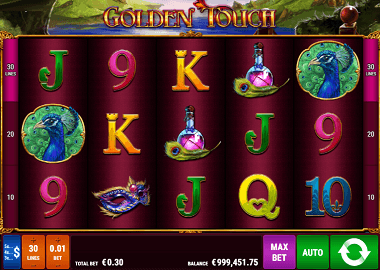 Golden Touch Online Slot