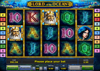 Lord of the Ocean Online Slot
